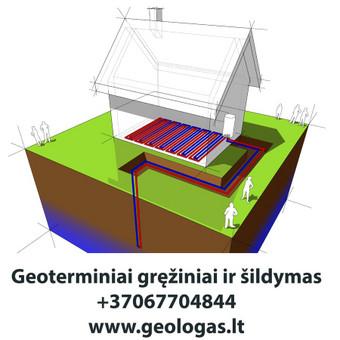 Arteziniai vandens gręžiniai – laiku ir atsakingai / UAB ELDEIROMAS / Darbų pavyzdys ID 376919