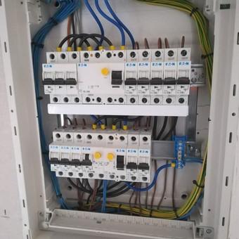 Elektrikas Vilniuje, Elektros darbai / Igoris / Darbų pavyzdys ID 377063