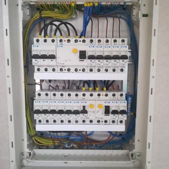 Elektrikas Vilniuje, Elektros darbai / Igoris / Darbų pavyzdys ID 377065