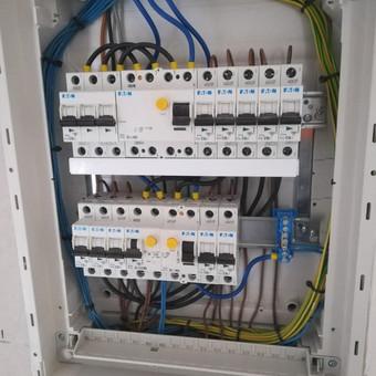 Elektrikas Vilniuje, Elektros darbai / Igoris / Darbų pavyzdys ID 377067