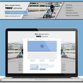 Intuityvus ir autentiškas web dizainas / Not Monday / Darbų pavyzdys ID 377073