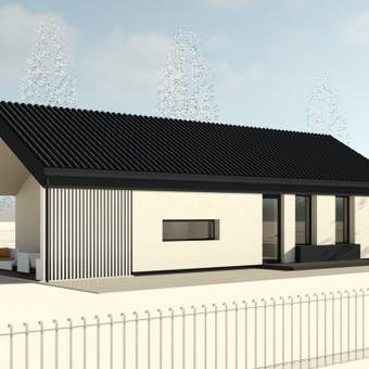 ARK PRO - architektūros ir interjero dizaino studija / Profesionali architektūra / Darbų pavyzdys ID 377273