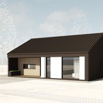 ARK PRO - architektūros ir interjero dizaino studija / Profesionali architektūra / Darbų pavyzdys ID 377305