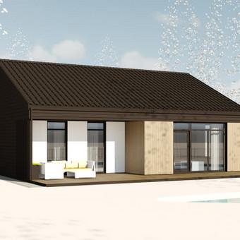 ARK PRO - architektūros ir interjero dizaino studija / Profesionali architektūra / Darbų pavyzdys ID 377309