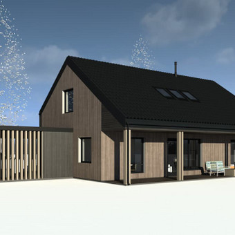 ARK PRO - architektūros ir interjero dizaino studija / Profesionali architektūra / Darbų pavyzdys ID 377323