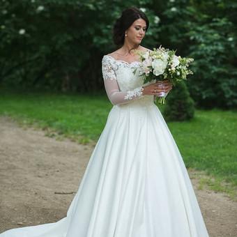 Vestuvinių ir proginių suknelių siuvėja Vilniuje / Oksana Dorofejeva / Darbų pavyzdys ID 378025