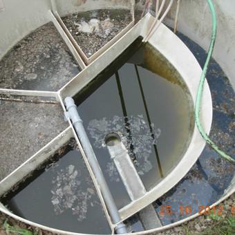 Biologinių nuotekų valymo įrenginių priežiūra / UAB SERENIKA / Darbų pavyzdys ID 378295