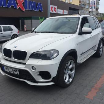 Prabangių automobilių nuoma visoje Lietuvoje! / UAB LuxRent / Darbų pavyzdys ID 378449