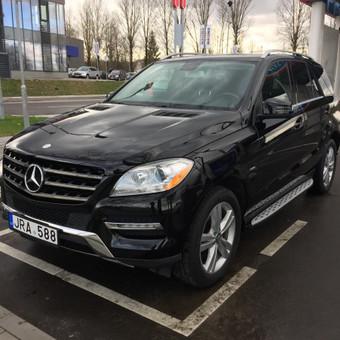 Prabangių automobilių nuoma visoje Lietuvoje! / UAB LuxRent / Darbų pavyzdys ID 378493