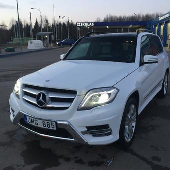 Prabangių automobilių nuoma / UAB LuxRent / Darbų pavyzdys ID 378499