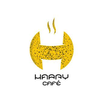 Happy cafe       Logotipų kūrimas - www.glogo.eu - logo creat