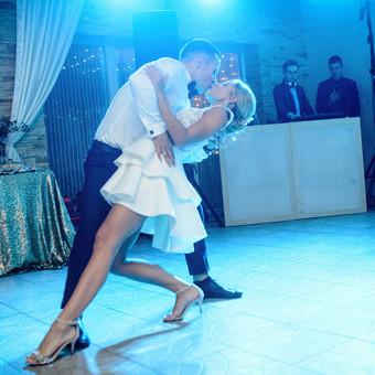 Vestuvinio šokio pamokos Kaune pas Justiną / Justina Karvelytė / Darbų pavyzdys ID 378685