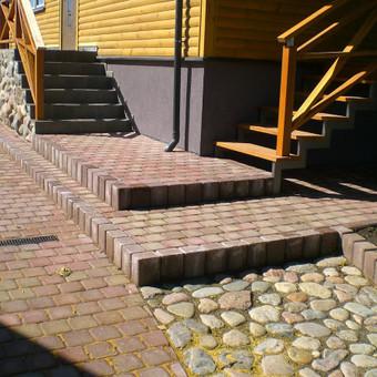 Klausk namų aplinkos dizainerės! / Žalias suoliukas / Darbų pavyzdys ID 378715