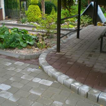 Klausk namų aplinkos dizainerės! / Žalias suoliukas / Darbų pavyzdys ID 378743