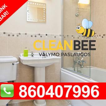 Valytoja-valymo paslaugos. Vilniaus regione / Cleanbee / Darbų pavyzdys ID 378757