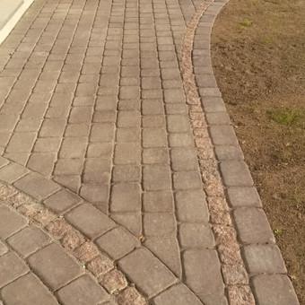 Klausk namų aplinkos dizainerės! / Žalias suoliukas / Darbų pavyzdys ID 378925