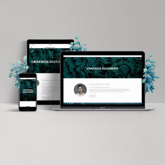 Grafikos dizaineris. Išskirtinės paslaugos / Tomas Aliukas / Darbų pavyzdys ID 379035