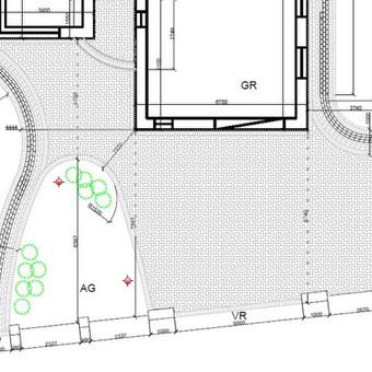 Klausk namų aplinkos dizainerės! / Žalias suoliukas / Darbų pavyzdys ID 379217