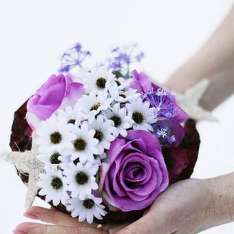 Floristo paslaugos, puokštės ir dekoracijos / Aina Lukauskiene / Darbų pavyzdys ID 379415