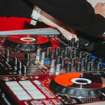 Naudojama DJ įranga