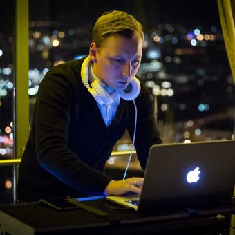 Tarpautinės IT kompanijos susitikimas Radisson Blu viešbutyje / Martynas Ambrazas nuotr.