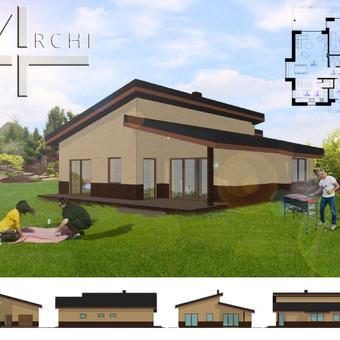 """Architektai UAB Archiplius / UAB """"Archiplius"""" / Darbų pavyzdys ID 379551"""