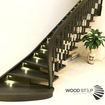 Laiptų gamyba ir projektavimas / UAB Wood Step / Darbų pavyzdys ID 379707