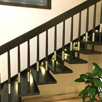 Laiptų gamyba ir projektavimas / UAB Wood Step / Darbų pavyzdys ID 379709