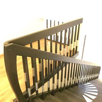 Laiptų gamyba ir projektavimas / UAB Wood Step / Darbų pavyzdys ID 379711