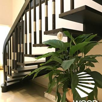 Laiptų gamyba ir projektavimas / UAB Wood Step / Darbų pavyzdys ID 379713