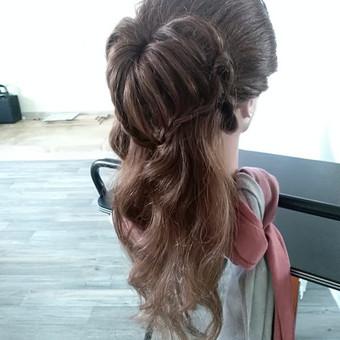 Plaukų stiliste / Veronika / Darbų pavyzdys ID 379801