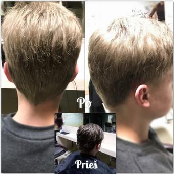 Plaukų stiliste / Veronika / Darbų pavyzdys ID 379809
