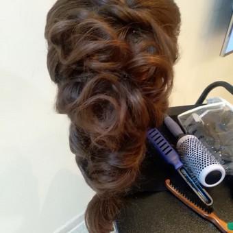 Plaukų stiliste / Veronika / Darbų pavyzdys ID 379813