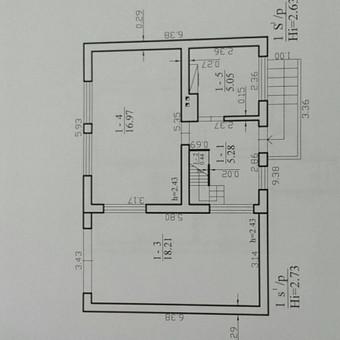 KADASTRINIAI MATAVIMAI, NAMŲ PRIDAVIMAS / Danguolė / Darbų pavyzdys ID 379815