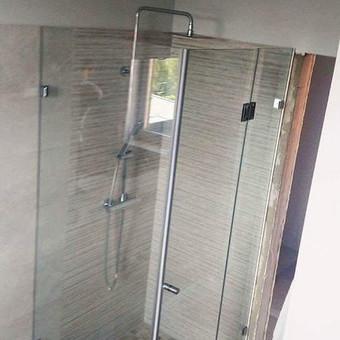 Berėmė stiklo konstrukcijos-Aliumininės stiklo konstrukcijos / Andžej / Stiklistas / Darbų pavyzdys ID 379951
