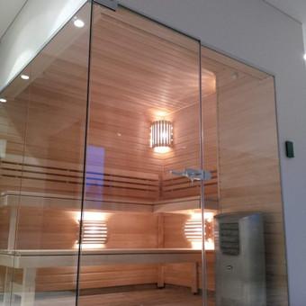Berėmė stiklo konstrukcijos-Aliumininės stiklo konstrukcijos / Andžej / Stiklistas / Darbų pavyzdys ID 379971