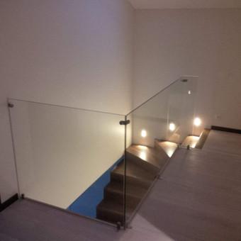 Berėmė stiklo konstrukcijos-Aliumininės stiklo konstrukcijos / Andžej / Stiklistas / Darbų pavyzdys ID 379989