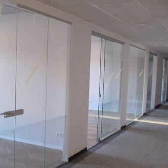 Berėmė stiklo konstrukcijos-Aliumininės stiklo konstrukcijos / Andžej / Stiklistas / Darbų pavyzdys ID 379995