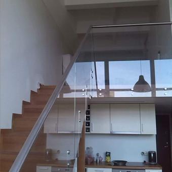 Berėmė stiklo konstrukcijos-Aliumininės stiklo konstrukcijos / Andžej / Stiklistas / Darbų pavyzdys ID 380029