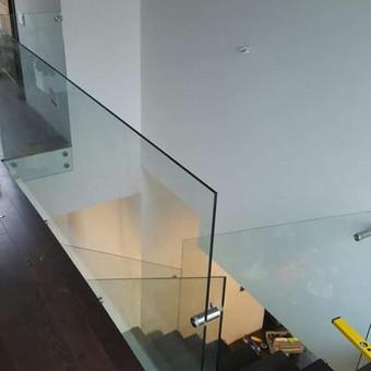 Berėmė stiklo konstrukcijos-Aliumininės stiklo konstrukcijos / Andžej / Stiklistas / Darbų pavyzdys ID 380033