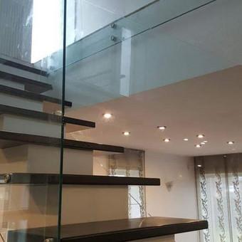 Berėmė stiklo konstrukcijos-Aliumininės stiklo konstrukcijos / Andžej / Stiklistas / Darbų pavyzdys ID 380039