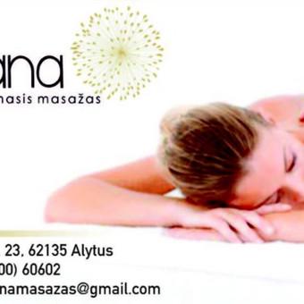 """Vakuuminis-anticeliulitinis masažas Starvac Sp2 aparatu / Gydomasis masažas """"Sana"""" / Darbų pavyzdys ID 380277"""
