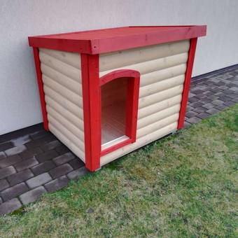 Šunų būdos, medinės dėžės, smėlio dėžės, baldai vaikų kambar / Raimondas / Darbų pavyzdys ID 380307