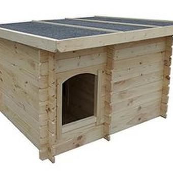 Šunų būdos, medinės dėžės, smėlio dėžės, baldai vaikų kambar / Raimondas / Darbų pavyzdys ID 380309