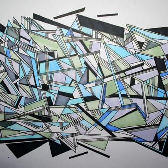 Dailininkas profesionalas / Antanas Repečka / Darbų pavyzdys ID 380817