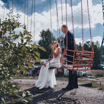 Vestuvių ir portretų fotografas / Paulius Čilinskas / Darbų pavyzdys ID 381255