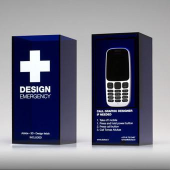 Vizualinė komunikacija. Grafinis dizainas / Tomas Aliukas / Darbų pavyzdys ID 381563