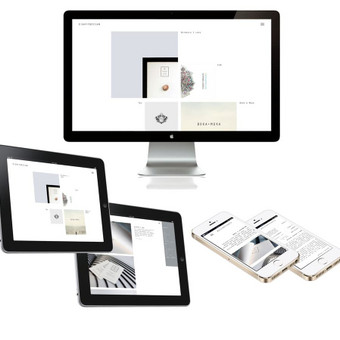 Užduotis – sukurti reprezentacinę svetainę, skirtą pateikti informaciją apie atliktus projektus. Sprendimas: svetainė sukurta naudojant Bones Framework pagal EIGHTYDESIGN sukurtą svetainės ...