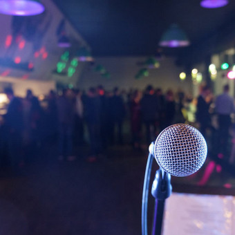 Vedėjas ir DJ viename - kokybiškas įgarsinimas, apšvietimas / ProDisco.lt / Darbų pavyzdys ID 382015
