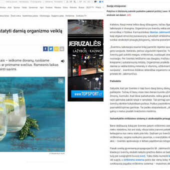 Komunikacijos specialistė. www.gizaite.lt / Jurgita Gižaitė / Darbų pavyzdys ID 382653